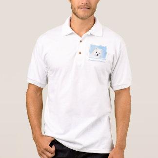 Camisa Polo Esquimó americano