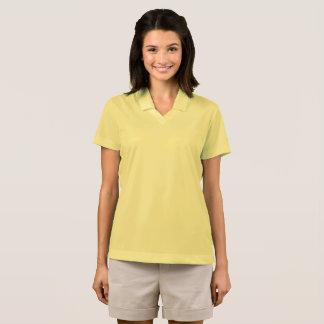 Camisa Polo Estilo: Olhar do pólo do piqué do Dri-AJUSTADO de