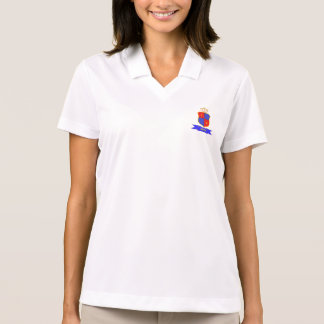 Camisa Polo Feminina Nike Dri-FIT Pique, Branco