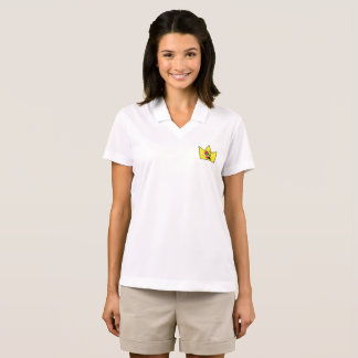 Camisa Polo Feminina Nike Dri-FIT Pique - Trans