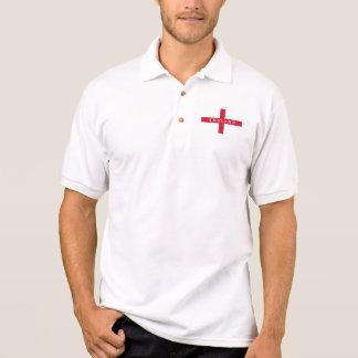 Camisa Polo Inglaterra 02m