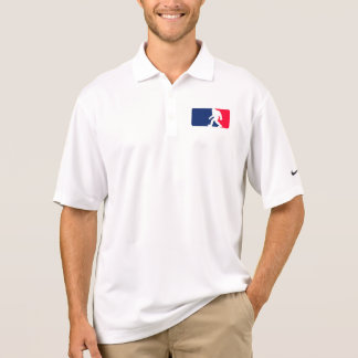 Camisa Polo Liga principal de Squatchin