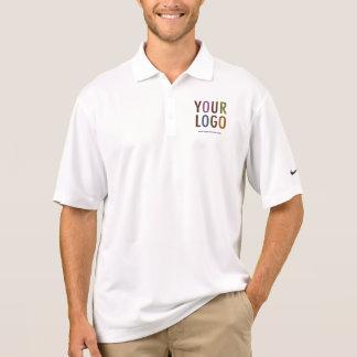 Camisa Polo Logotipo incorporado feito sob encomenda do pólo