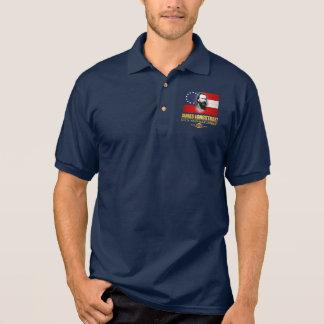 Camisa Polo Longstreet (patriota do sul)