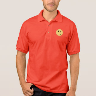 Camisa Polo Moji Disappointed