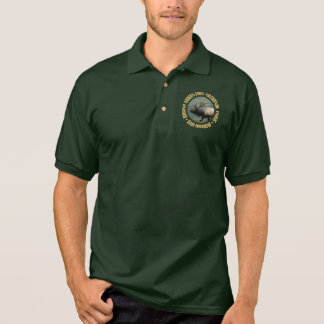 Camisa Polo Montanha rochosa NP