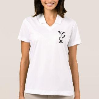Camisa Polo O Hoodie das mulheres com desenhos animados do