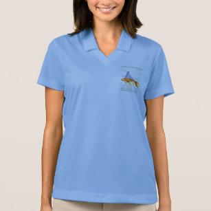 Camisa Polo O Natal feio seja tubarão sem medo do peixe 76862fefce8b6