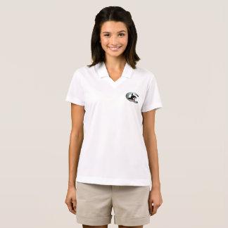 Camisa Polo O pólo das mulheres de CSRHA
