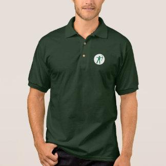Camisa Polo O pólo do arqueiro