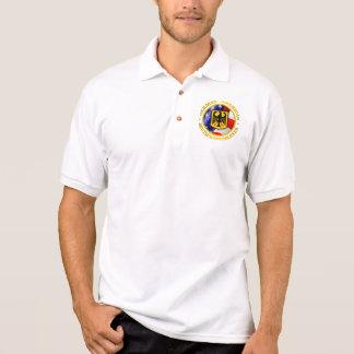 Camisa Polo Orgulho Alemão-Americano