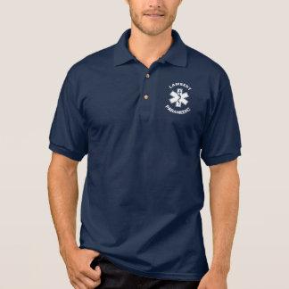 Camisa Polo Paramédico EMT EMS