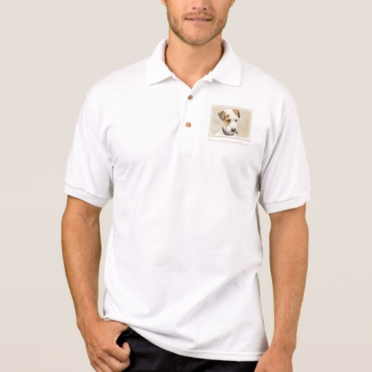 Camisa Polo Parson Jack Russell Terrier