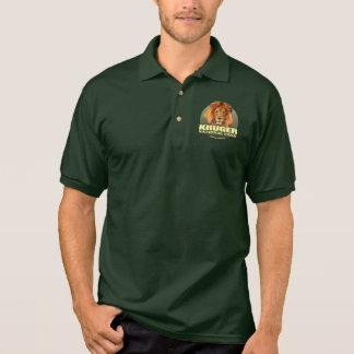 Camisa Polo PESO de Kruger NP (leão)