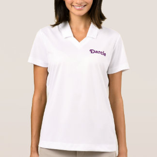 Camisa Polo Pólo Darcie