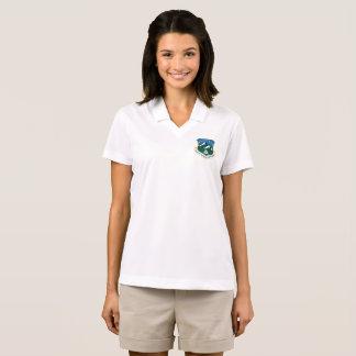 Camisa Polo Pólo do Dri-AJUSTADO de Nike das mulheres do BONÉ