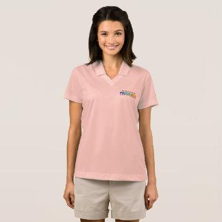 Camisa Polo Pólo do piqué do Dri-AJUSTADO de PRIDESIDE® Nike