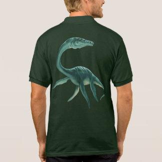 Camisa Polo Pólo do Plesiosaurus