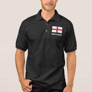 Camisa Polo Pólo feito sob encomenda da bandeira inglesa para