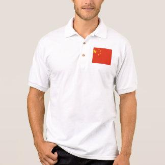 Camisa Polo porcelana