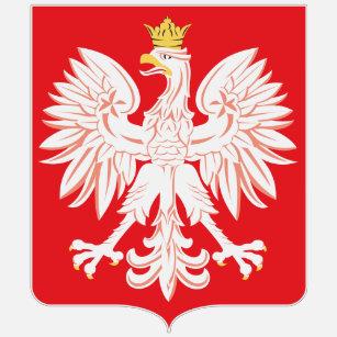 106bc4fad5 Camisa Polo Protetor polonês do vermelho de Eagle