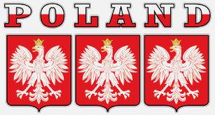 26de59d3f9 Camisa Polo Protetores da bandeira de Eagle do Polônia
