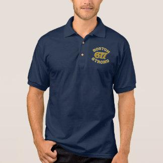 Camisa Polo Remendo 3D FORTE de BOSTON 617