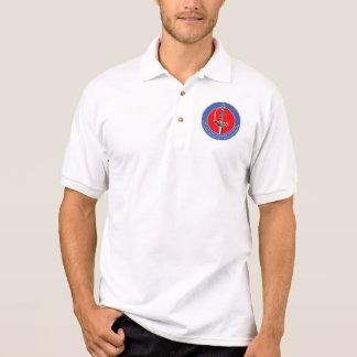 Camisa Polo Roupa oficial do simpósio de Smallsword do