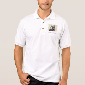Camisa Polo Scottish Terrier
