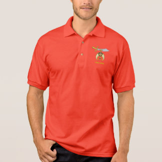 CAMISA POLO SHRINERS
