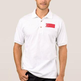 Camisa Polo singapore