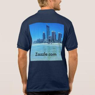 Camisa Polo T-shirt de Gold Coast