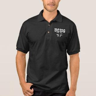 Camisa Polo T-shirt do pólo de FB 109