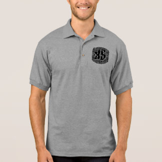 Camisa Polo T-shirt do pólo do jérsei do Gildan dos homens do