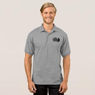 Camisa Polo Terceiros funcionarios do dente reto