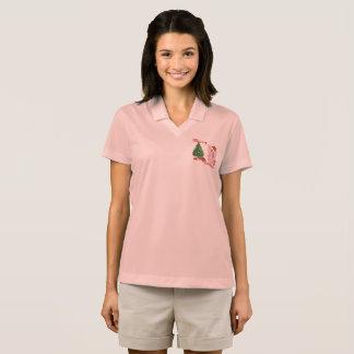 Camisa Polo Unicmas alegre (Feliz Natal através da maneira do