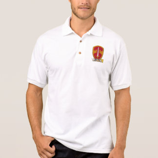 Camisa Polo Veterinários militares dos veteranos do nam do