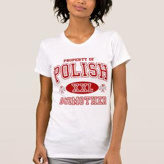 Camisa polonesa da madrinha t