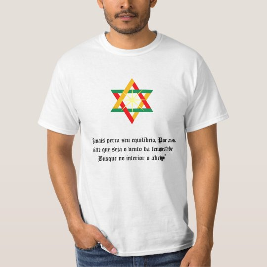 Camisa Ponto de equilibrio 2