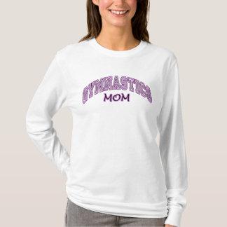 Camisa por muito tempo Sleeved da mamã da
