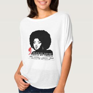 """Camisa """"preto de Jamaica por natureza """" Tshirts"""
