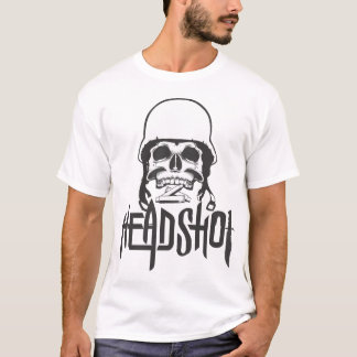 camisa principal do tiro