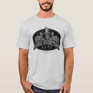 Camisa prudente do trem da banda da junção