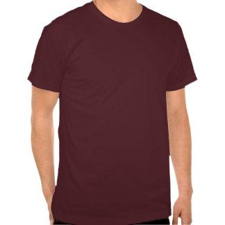 Camisa psicadélico do crânio do açúcar camisetas