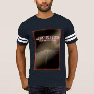 Camisa quadro do futebol da estrada