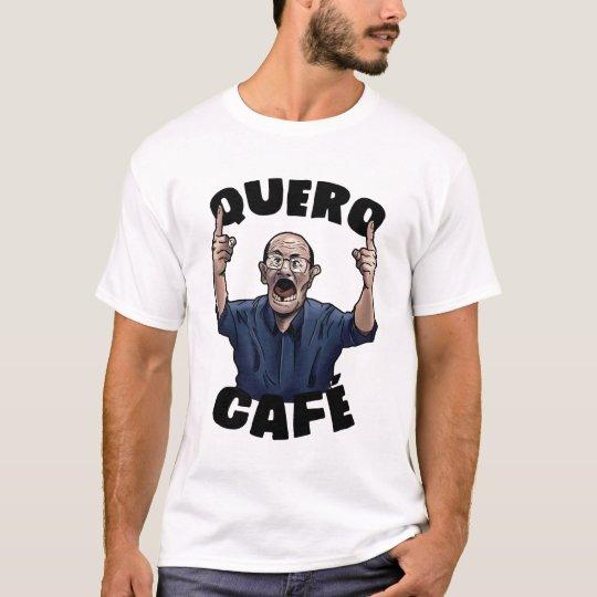 Camisa Quero Café