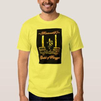 Camisa Racionais Amarela Tshirts