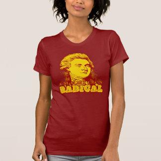 Camisa radical americana de Thomas Jefferson T-shirt