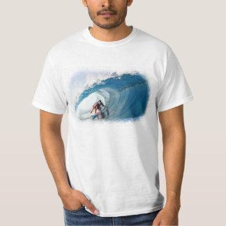 Camisa radical do surfista 1 camiseta