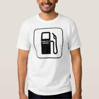 Camisa restrita diesel camisetas